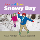Jack and Boo's Snowy Day - Cover Copyright 2009-2012