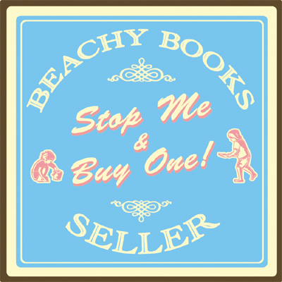 Beachy Books Seller Logo - Copyright 2009-2012 Beachy Books and Philip Bell