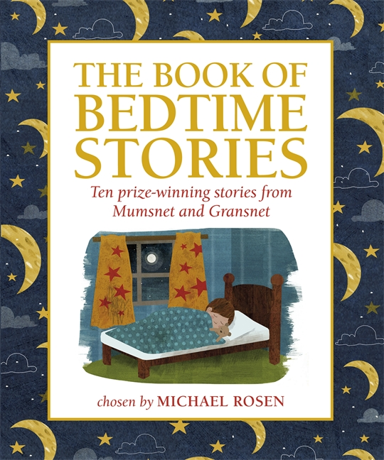 The Book of Bedtime Stories cover