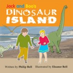 Jack and Boo's Dinosaur Island Link Cover Image