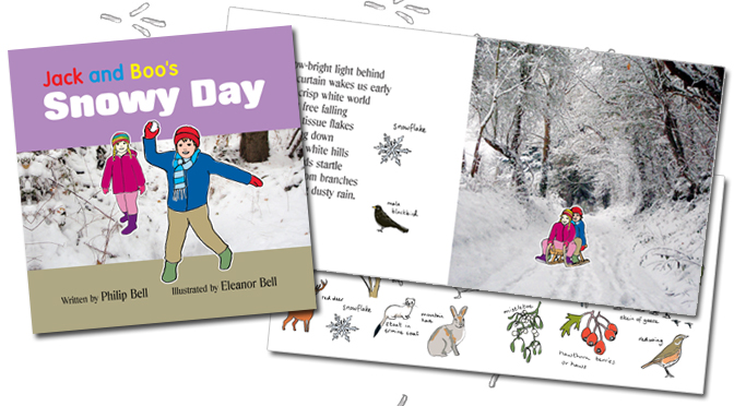 Jack and Boo's Snowy Day Featured Image
