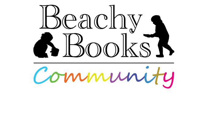 Beachy Community Books Logo