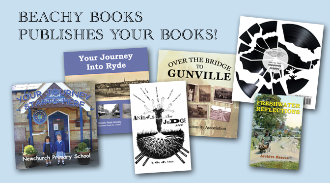 Beachy Books Publishes Your Books Blog Featured Image