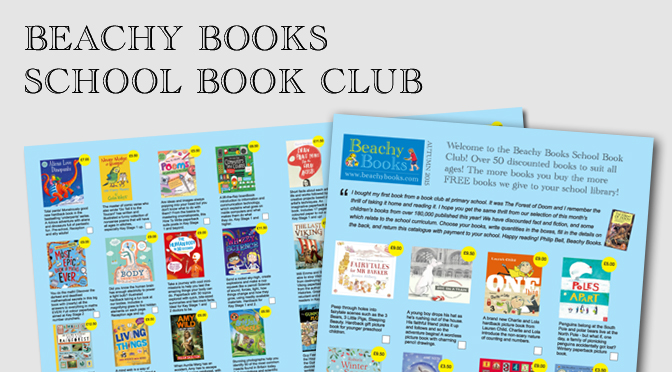 Beachy Books School Book Club Blog Image