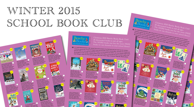 Beachy Books School Book Club Christmas 2015