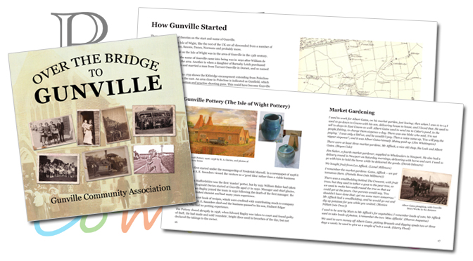 Over the Bridge to Gunville Featured Image