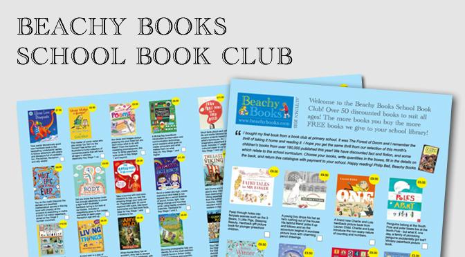 Beachy Books School Book Club Blog Image