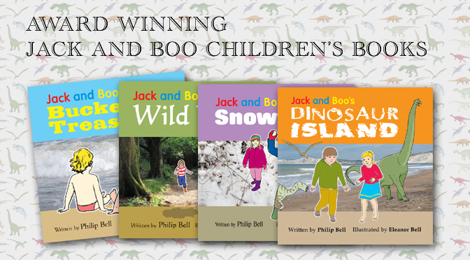 Beachy Books Jack and Boo Books Blog Featured Image
