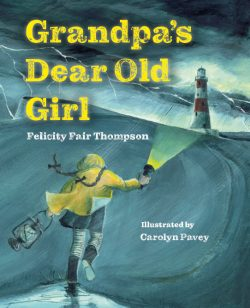 Grandpa's Dear Old Girl - Front Cover